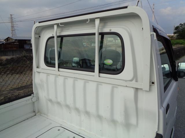 350Kg積 軽トラ オートマ 4WD エアコン パワステ(11枚目)