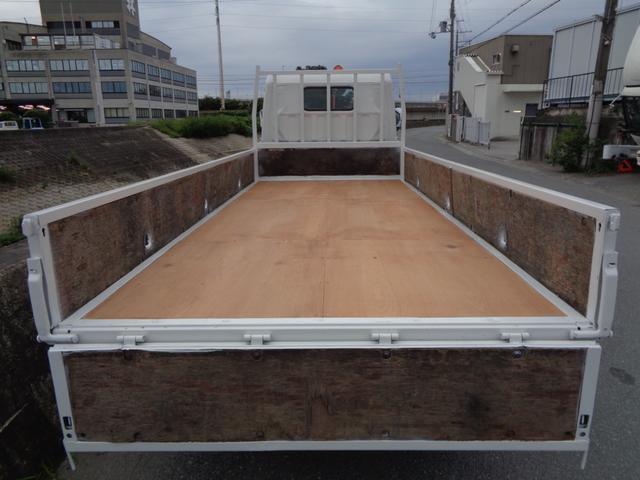 2トン 床板新品張替 荷台塗装 荷寸434-181 NOX適(10枚目)