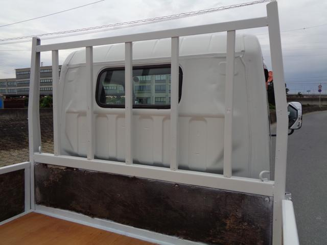 2トン 床板新品張替 荷台塗装 荷寸434-181 NOX適(11枚目)