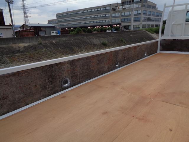 2トン 床板新品張替 荷台塗装 荷寸434-181 NOX適(12枚目)