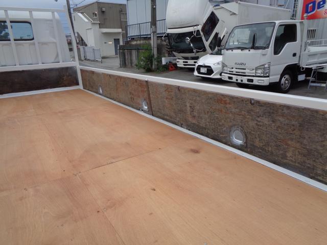 2トン 床板新品張替 荷台塗装 荷寸434-181 NOX適(13枚目)