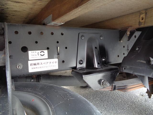 1.5トン スムーサーAT 低床 荷寸310-160 NOX(15枚目)