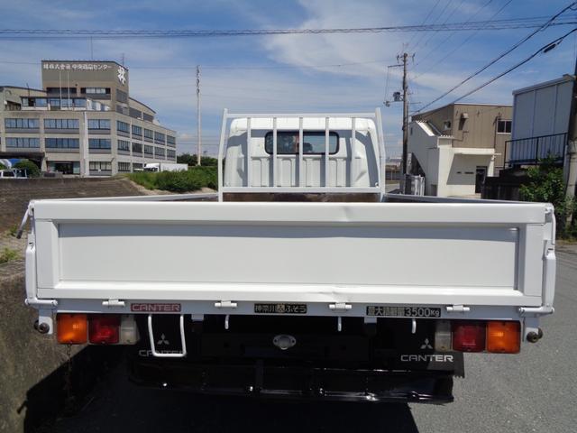 3.5トン ワイド 荷台鉄板 荷塗装 荷寸351-199(4枚目)
