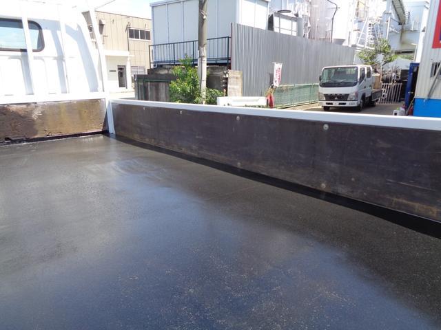 3.5トン ワイド 荷台鉄板 荷塗装 荷寸351-199(13枚目)