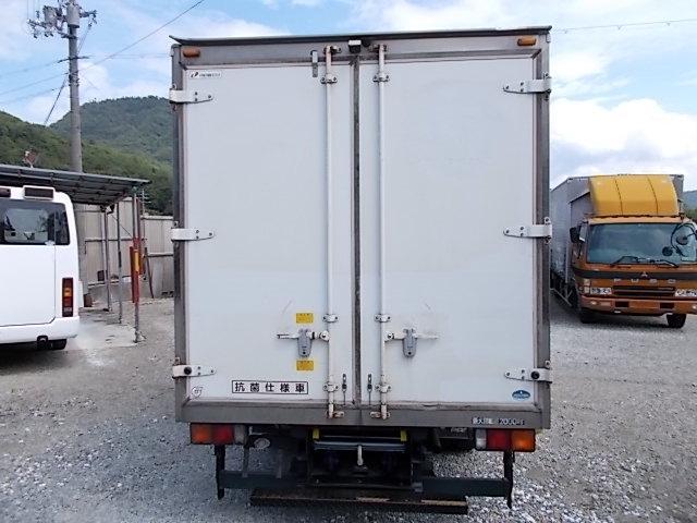 2トン ワイドロング パネルバン 両側ドア 背高205cm(3枚目)