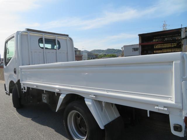 アトラス 1.5トン 平ボディ 低床 ガソリン 5AT 荷台塗装 床板新品張替え 荷寸310-160-38 ABS 取扱説明書(8枚目)