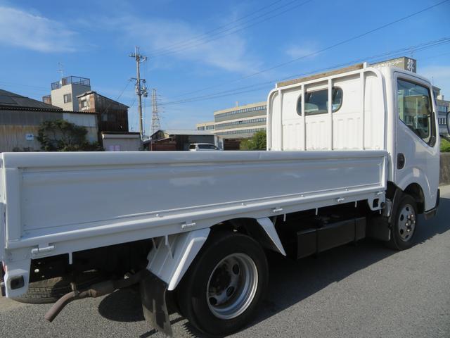アトラス 1.5トン 平ボディ 低床 ガソリン 5AT 荷台塗装 床板新品張替え 荷寸310-160-38 ABS 取扱説明書(9枚目)