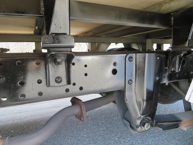 アトラス 1.5トン 平ボディ 低床 ガソリン 5AT 荷台塗装 床板新品張替え 荷寸310-160-38 ABS 取扱説明書(15枚目)