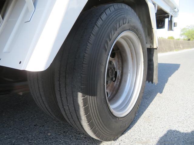 アトラス 1.5トン 平ボディ 低床 ガソリン 5AT 荷台塗装 床板新品張替え 荷寸310-160-38 ABS 取扱説明書(17枚目)