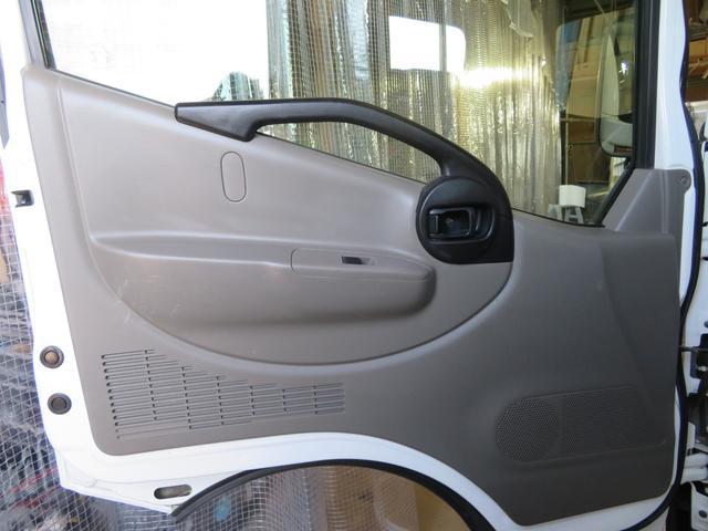 アトラス 1.5トン 平ボディ 低床 ガソリン 5AT 荷台塗装 床板新品張替え 荷寸310-160-38 ABS 取扱説明書(18枚目)