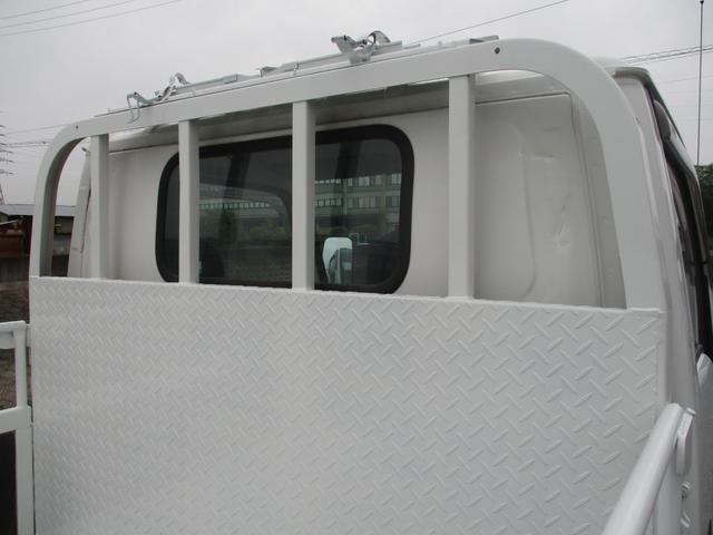 フルフラットロー 3トン 平ボディ 新明和製垂直パワーゲート 昇降600kg 3ペダル 6MT 荷寸307-160-37(63) パワーゲート面W158-L70(84) 床板鉄板 4分割アオリ 荷台塗装(11枚目)