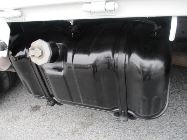 フルフラットロー 3トン 平ボディ 新明和製垂直パワーゲート 昇降600kg 3ペダル 6MT 荷寸307-160-37(63) パワーゲート面W158-L70(84) 床板鉄板 4分割アオリ 荷台塗装(16枚目)