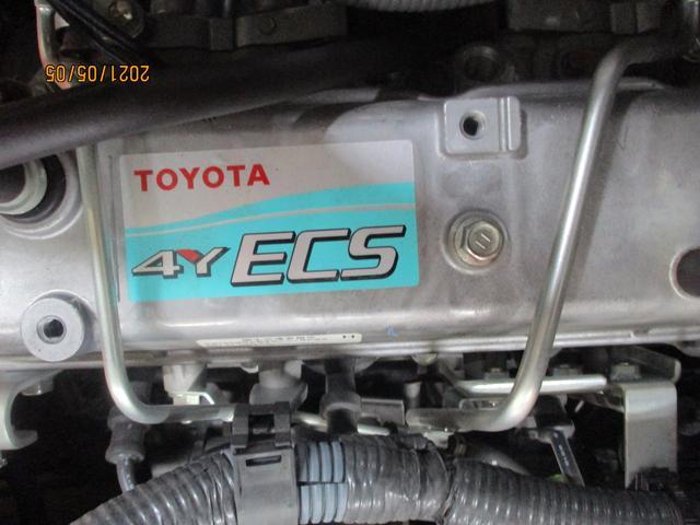 トヨタ 最大荷重2000kg アワーメーター146.4h 2段マスト 最大揚高3000MM さやフォーク サイドシフト ツメの長さ1620mm ノーパンクタイヤ 車両重量3250kg(27枚目)