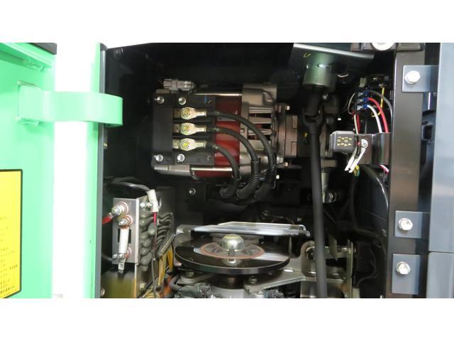 トヨタ 最大荷重1700kg アワーメーター1686h 3段マスト 最大揚高4500MM ツメ長さ1520mm ノーパンクタイヤ 車両重量2520kg(30枚目)