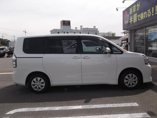 「トヨタ」「ヴォクシー」「ミニバン・ワンボックス」「奈良県」の中古車4