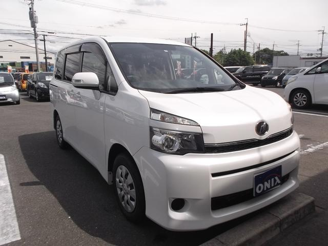 「トヨタ」「ヴォクシー」「ミニバン・ワンボックス」「奈良県」の中古車22