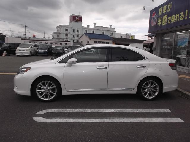 「レクサス」「HS」「セダン」「奈良県」の中古車4