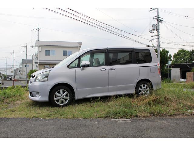 トヨタ ノア S Gエディション 純正ETC 地デジバックカメラ