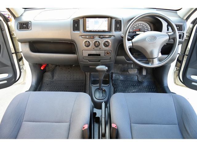 トヨタ プロボックスバン GL SDナビ 地デジ バックカメラ キーレス ワンオーナー