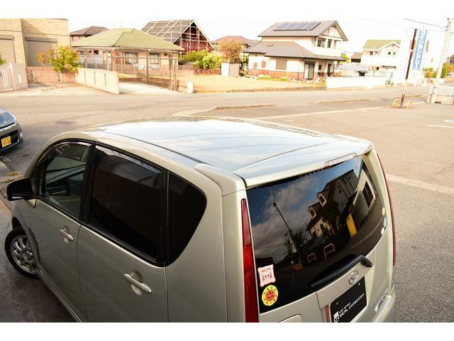 カスタム R ターボ ワンオーナー車 キーレスキー ディスチャージライト フォグランプ 純正15インチアルミホイール 純正CDオーディオ ドアミラーウインカー オートエアコン 純正フロアマット 純正サイドバイザー(23枚目)