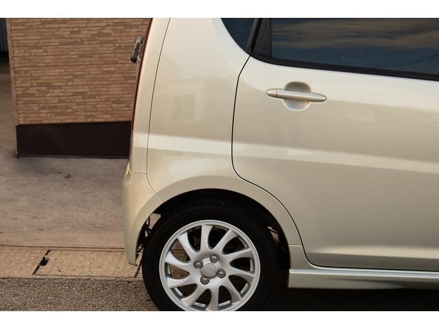 カスタム R ターボ ワンオーナー車 キーレスキー ディスチャージライト フォグランプ 純正15インチアルミホイール 純正CDオーディオ ドアミラーウインカー オートエアコン 純正フロアマット 純正サイドバイザー(29枚目)