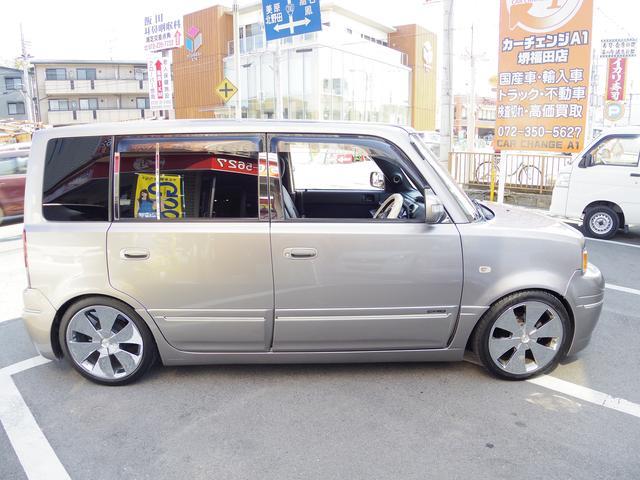 SWバージョン DADフルカスタム当店デモカー サイバーナビ(8枚目)