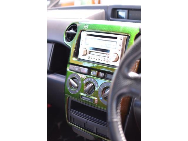 トヨタ bB ZXバージョン 新品フルカスタムプロデュース オールペイント