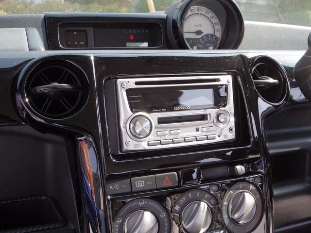 トヨタ bB Z Xバージョン 煌NEOエディションDAD18アルミエアロ