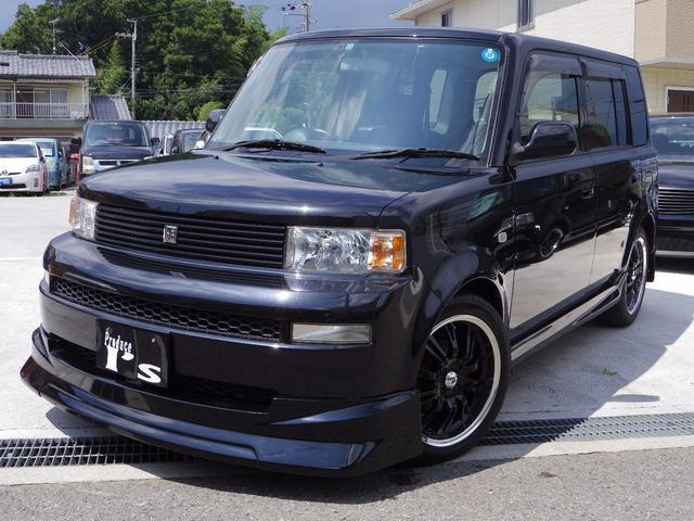 「トヨタ」「bB」「ミニバン・ワンボックス」「大阪府」の中古車34