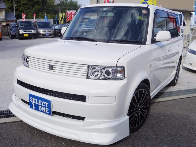 「トヨタ」「bB」「ミニバン・ワンボックス」「大阪府」の中古車10
