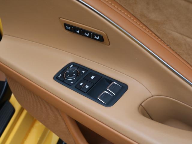 LC500 Sパッケージ TOM'S フルエアロ ドライカーボン製  TRD 21インチ鍛造アルミホイール(42枚目)