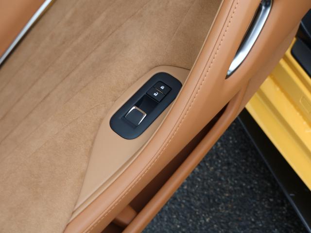 LC500 Sパッケージ TOM'S フルエアロ ドライカーボン製  TRD 21インチ鍛造アルミホイール(47枚目)
