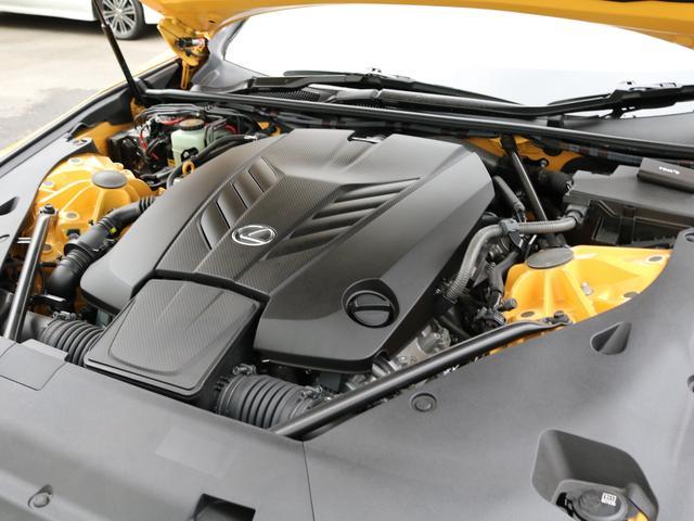 LC500 Sパッケージ TOM'S フルエアロ ドライカーボン製  TRD 21インチ鍛造アルミホイール(74枚目)