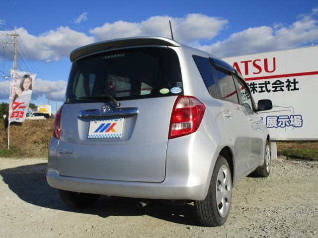 「トヨタ」「ラクティス」「ミニバン・ワンボックス」「兵庫県」の中古車8