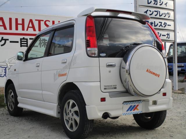 「ダイハツ」「テリオスキッド」「コンパクトカー」「兵庫県」の中古車9