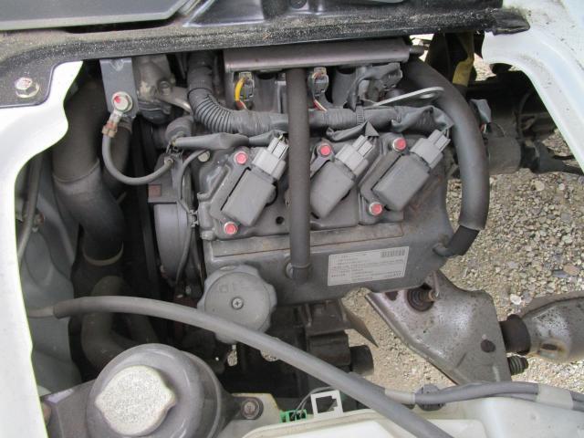 車検整備にて当店プロの整備士が下廻り洗浄・錆止め塗装・エンジンオイル、オイルエレメント・バッテリー・ブレーキオイル交換いたしますのでご安心ください♪消耗部品はその都度ご検討させていただきますね♪