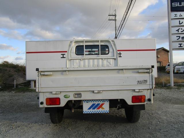 KCエアコン・パワステ 2WD 5MT 3方開(3枚目)