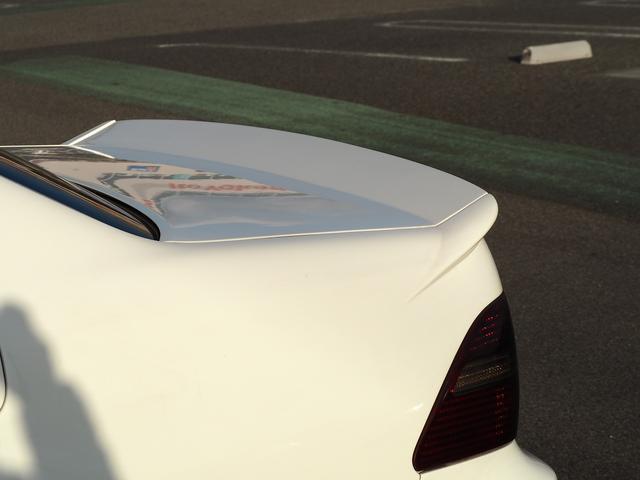 トヨタ セルシオ C 後期仕様 フルエアロ車高調20AW黒革サンルーフ4本出し