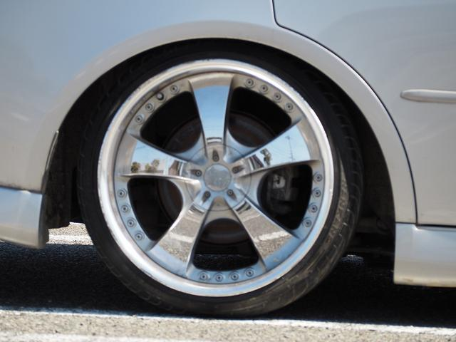 日産 スカイライン 250GT Pコレクション 車高調ワーク19AW 社外ライト