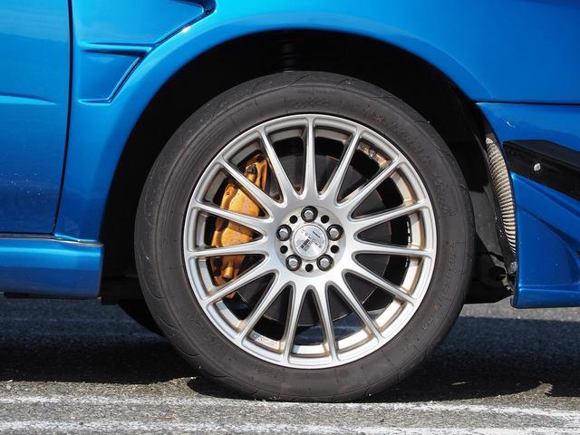 WRX STi クスコLSD オーリンズ車高調 17AW(13枚目)