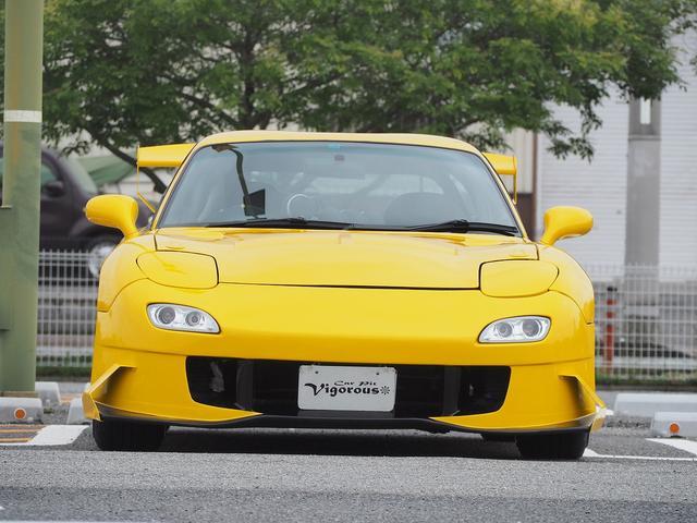 「マツダ」「RX-7」「クーペ」「兵庫県」の中古車4