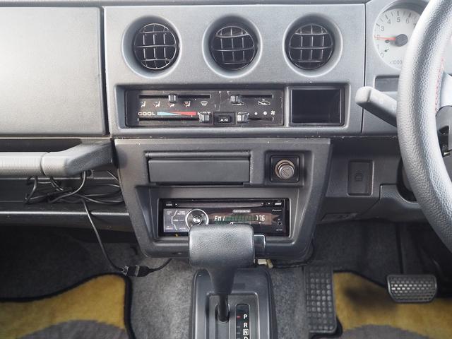 ワイルドウインド リフトアップ 新型シエラ用15AW シートカバー 社外ステアリング CDデッキ 社外バンパー グリル LEDライト LEDテール(25枚目)