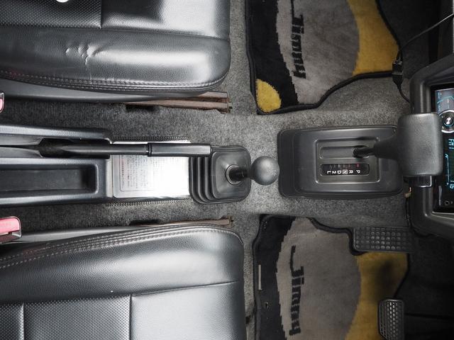 ワイルドウインド リフトアップ 新型シエラ用15AW シートカバー 社外ステアリング CDデッキ 社外バンパー グリル LEDライト LEDテール(28枚目)