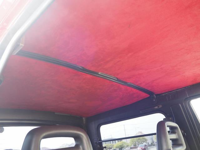 スコットリミテッド リフトアップ 16AW オーバーフェンダー メッキグリル 社外バンパー シートカバー CDデッキ 社外スピーカー 2名乗車 MT載せ替え済み(44枚目)