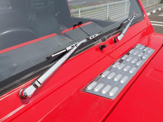 スコットリミテッド リフトアップ 16AW オーバーフェンダー メッキグリル 社外バンパー シートカバー CDデッキ 社外スピーカー 2名乗車 MT載せ替え済み(52枚目)