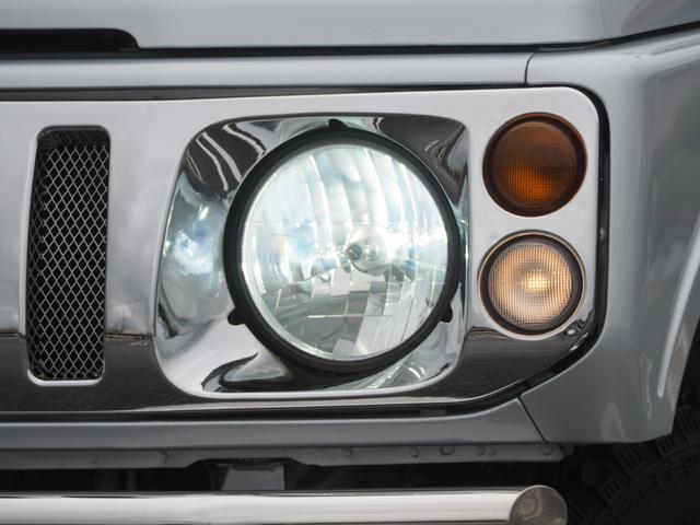 ワイルドウインド リフトアップ 16AW メッキバンパー ハマーグリル RAYBRIGライト LED CDデッキ ETC ウッドステアリング(9枚目)