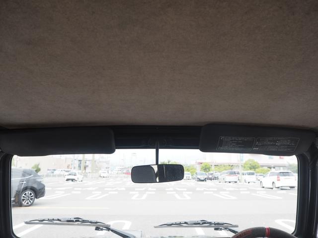 CC リフトアップ ボディリフト オーバーフェンダー 15AW イカリングライト 社外バンパー・マフラー・グリル・ステアリング シートカバー 2名乗車(34枚目)
