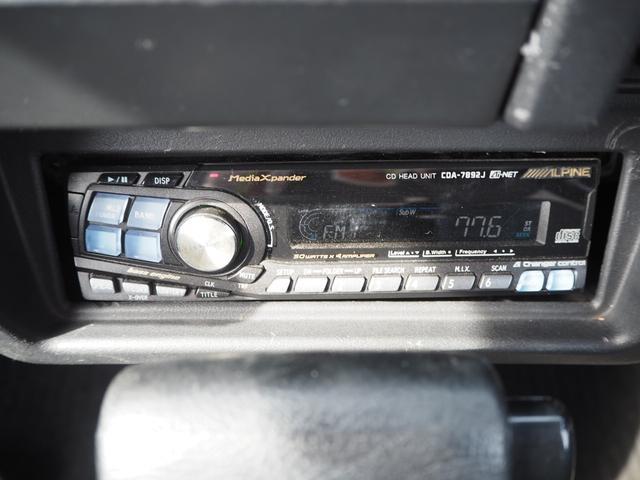 ワイルドウインド リフトアップ 16AW TOYO M/Tタイヤ 社外前後バンパー LEDテール 新品シートカバー・ウッドステアリング ハマーグリル RAYBRIGライト CDデッキ ターボタイマー(28枚目)