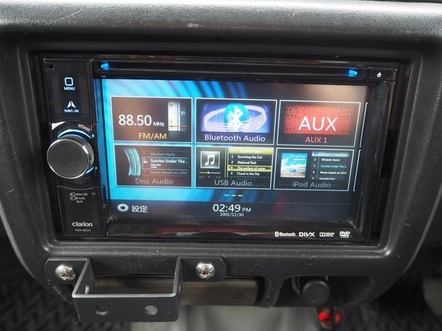 XC リフトアップ 16AW GEOLANDAR M/Tタイヤ 社外マフラー 社外ヘッドライト LEDテール 社外ステアリング ナビ DVD シートカバー(27枚目)