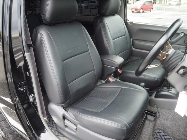 XC リフトアップ 16AW GEOLANDAR M/Tタイヤ 社外マフラー 社外ヘッドライト LEDテール 社外ステアリング ナビ DVD シートカバー(39枚目)